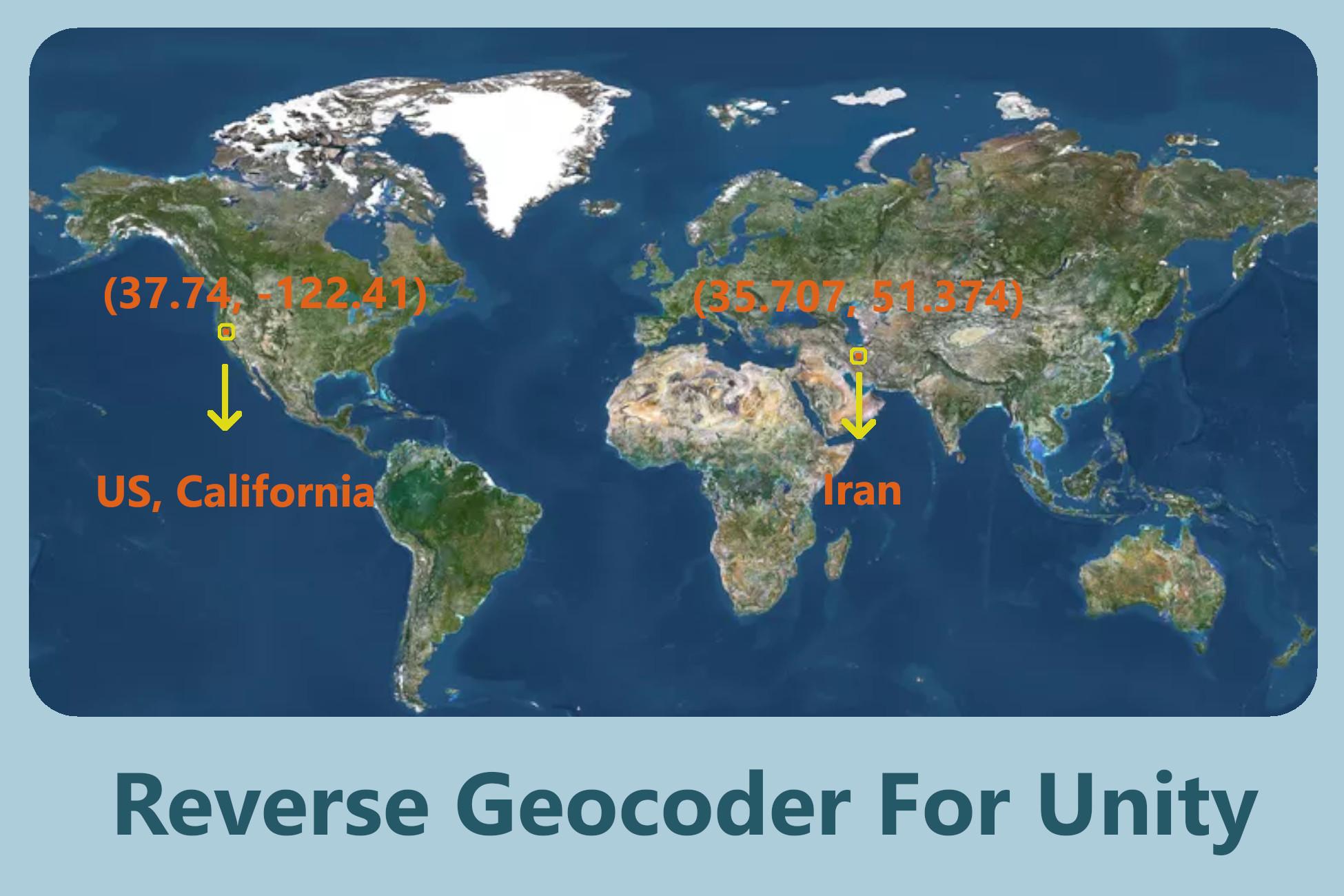 Reverse Geocoder