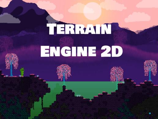 Terrain Engine 2D - Asset Store