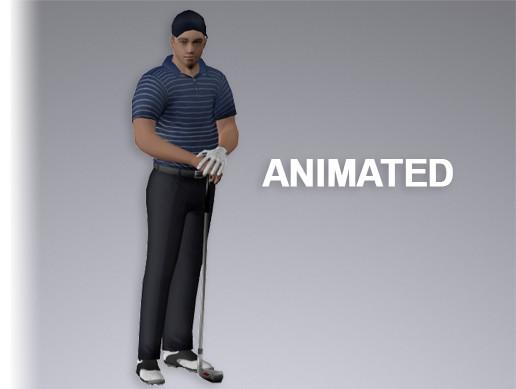 Golfer 9068 tris