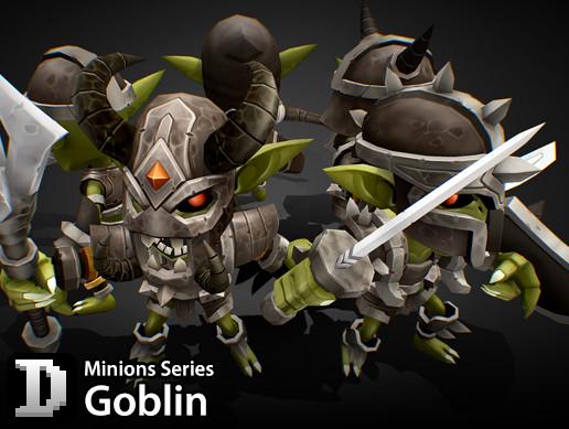 Minions Series - Goblin