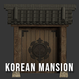 Korean Old Mansions