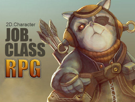 RPG Job Class Character Icon