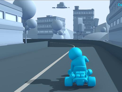 Micro-Games: Karting - Modular Track Edition