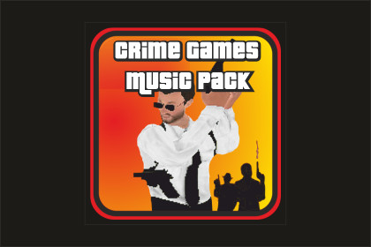 Crime Games Music Pack