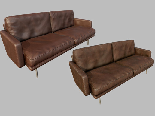 Design Couch PBR