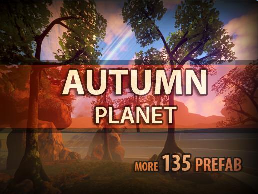 Autumn planet pack