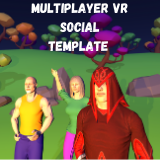 Multiplayer VR Template