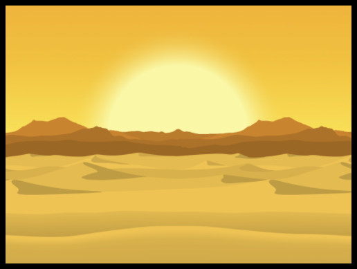 2d desert backgrounds asset store - 2d nature wallpapers ...