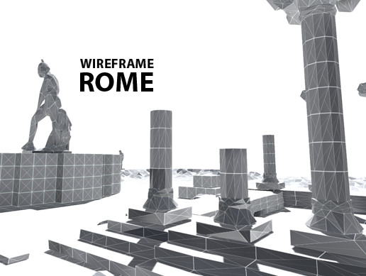 WIREFRAME - ROME