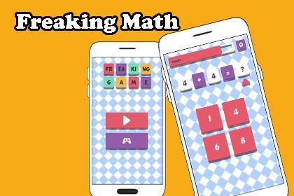 Freaking Math - Math Game