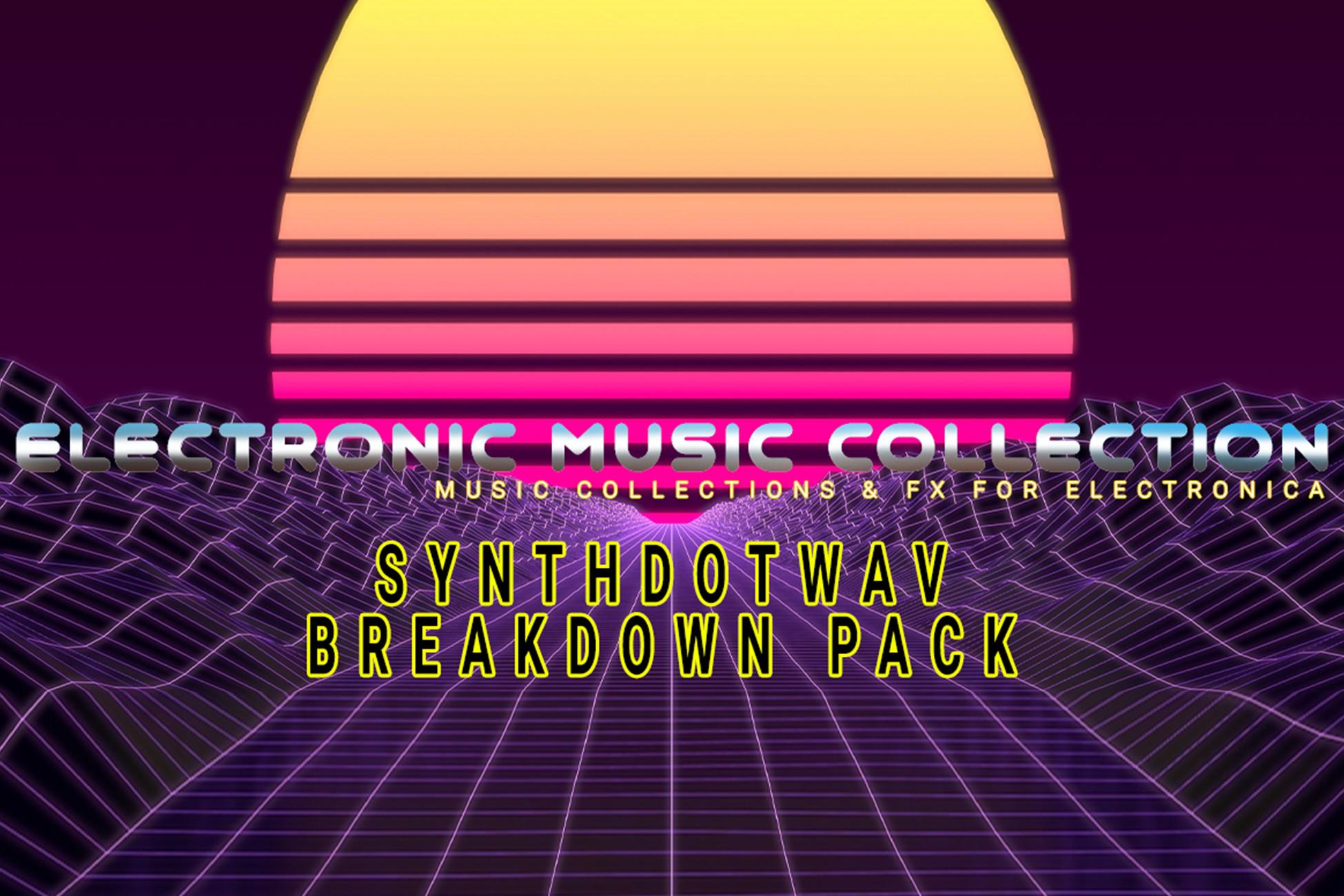 Synthwave - Singletrack Breakdown + FX