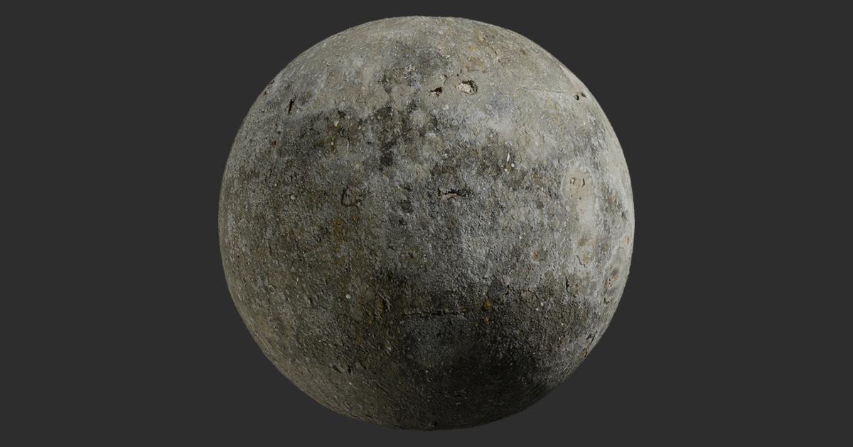Concrete Plaster Textures - 4K