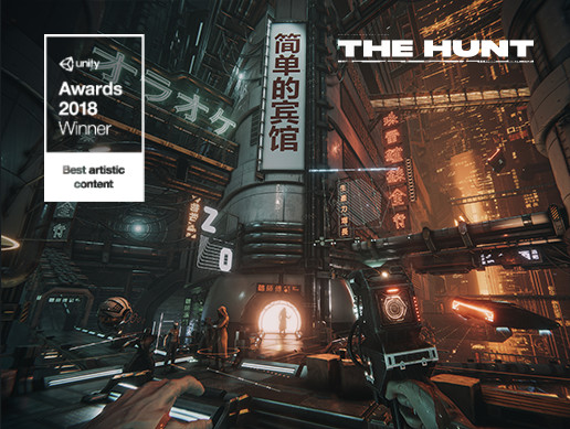 The Hunt - Cyberpunk Pack