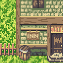 Tiny RPG Town Environment