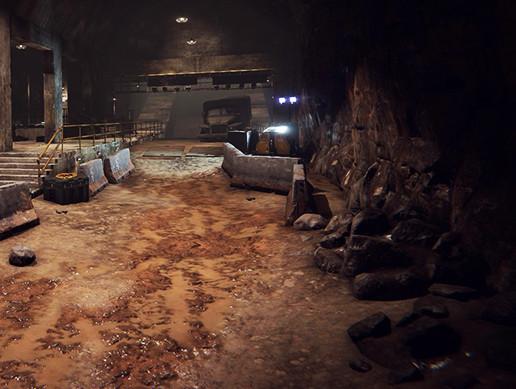 Underground Secret Bunker