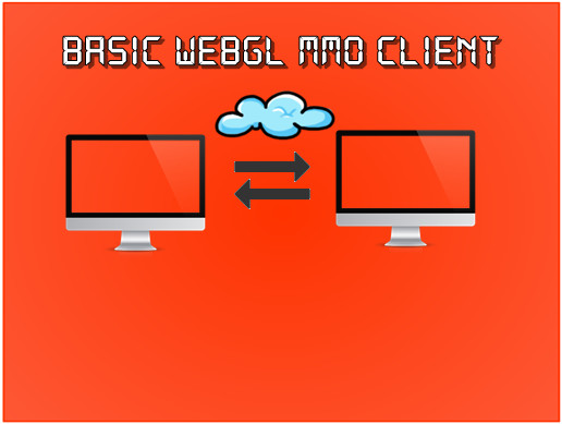 Basic WebGL Multiplayer Online Client
