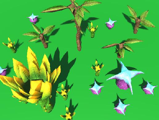 Enemy Plants