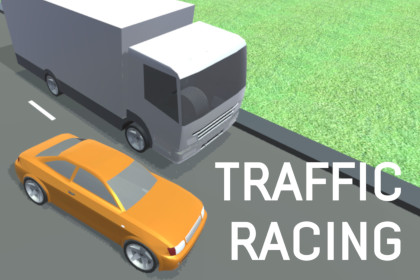 Traffic Racing complete kit