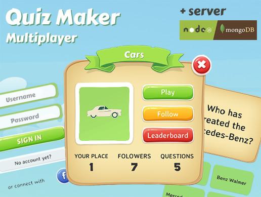 FlipQuiz™ Classic   Classroom Review Game for Educators