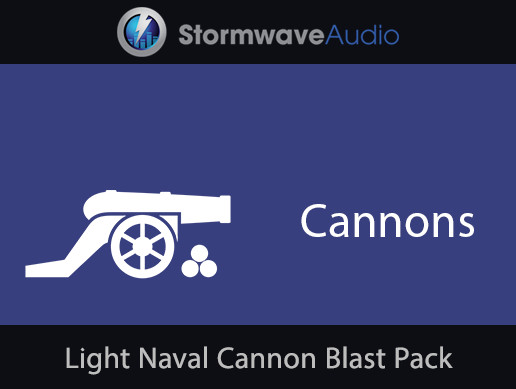 Light Naval Cannon Blast Pack