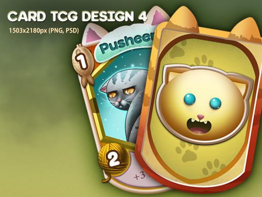 Card TCG Design 4