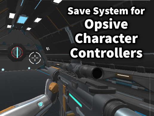 Save System for Opsive Character Controllers