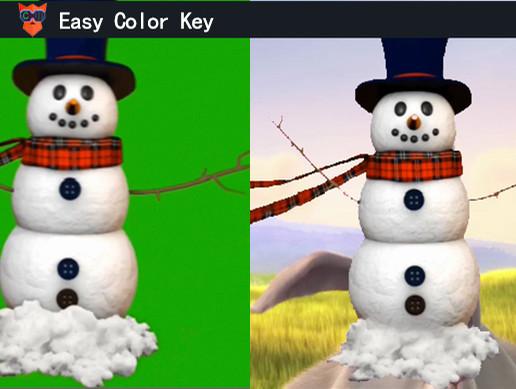 Easy Color Key