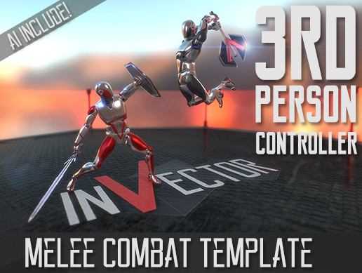 Third Person Controller - Melee Combat Template - Asset Store