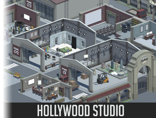 Hollywood Studio Pack