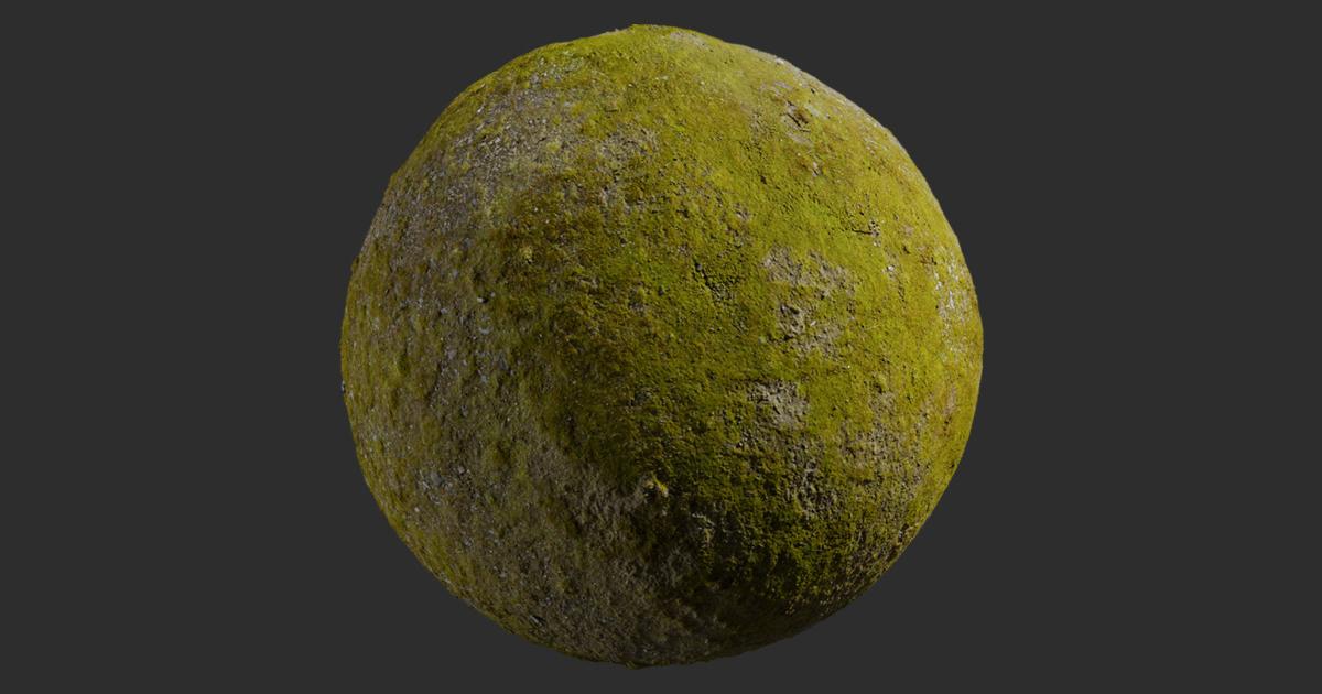 Terrain Textures - 4K