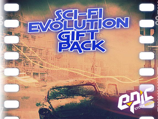Sci-fi Evolution Gift Pack