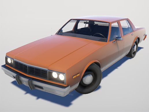 American Car 80s HQ