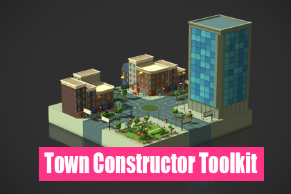 Town Constructor Toolkit