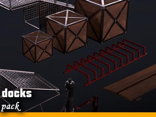 Docks ''pack''