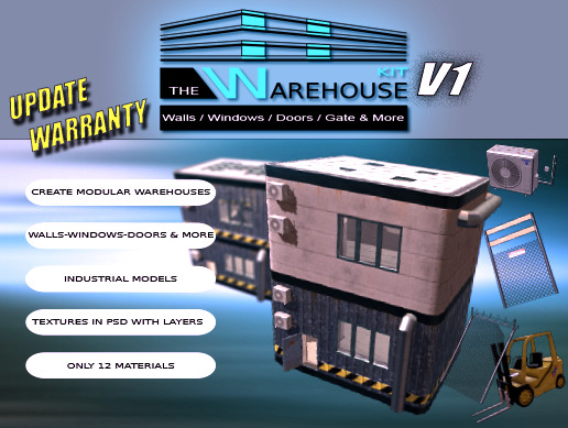 Warehouse KIT V1
