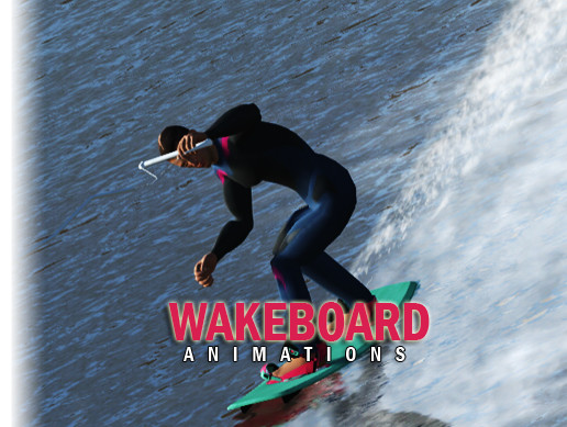 Wake Board Animation Pack