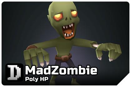 Poly HP - MadZombie