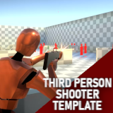 Third Person Shooter Template