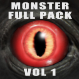 MONSTER FULL PACK VOL 1