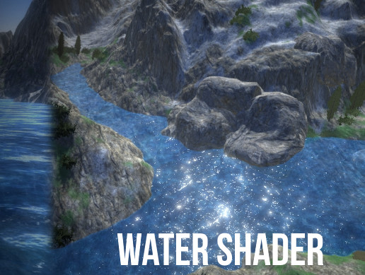 Water Ocean Shader Optimized
