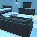Realistic Furniture And Interior Props Pack
