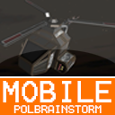 Helicopter Low Poly Mobile