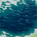 Fast Low Poly Water