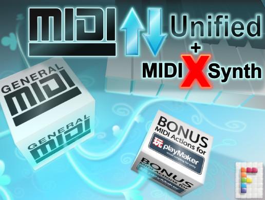 MIDI Unified 2018 3 - Asset Store