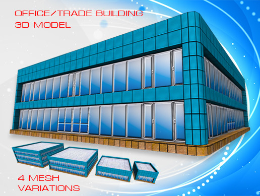 Office/Trade Building (Toon Texture)