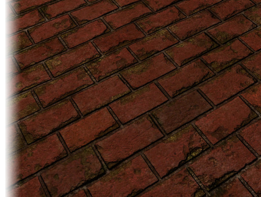 Brick wall Repeatable texture
