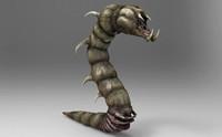 NPC Middle Worm