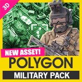 POLYGON - Military Pack