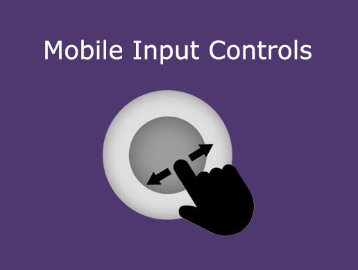Mobile Input Controls MT