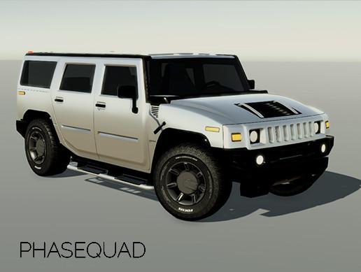 #033 SUV Car